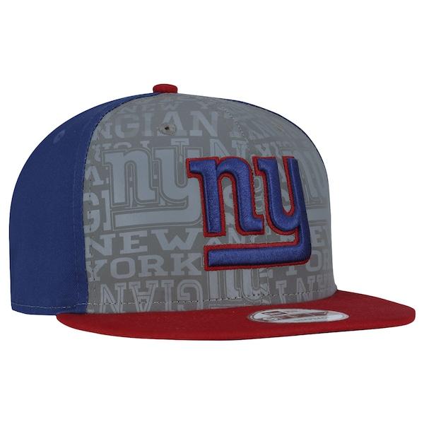 Boné Aba Reta New Era 9FIFTY New York Giants NFL Draft - Snapback - Adulto
