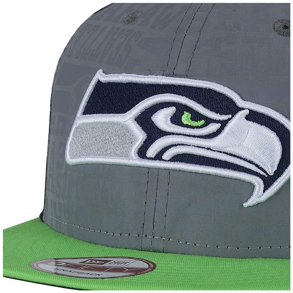 Boné New Era Seattle Seahawks NFL - Snapback - Adulto