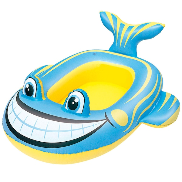 Bote Inflável Bestway Animais Marinhos - Infantil