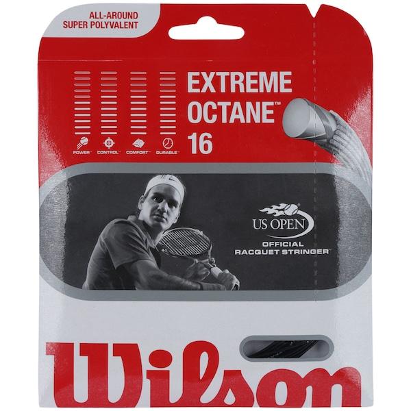 Corda para Raquete Wilson Extreme Octane 16L 1,30mm