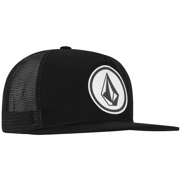 Boné Aba Reta Volcom Right Coast -Snapback - Trucker - Adulto