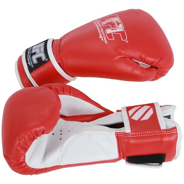 Kit de Boxe UFC Canadá Com Saco de Pancada e Luvas