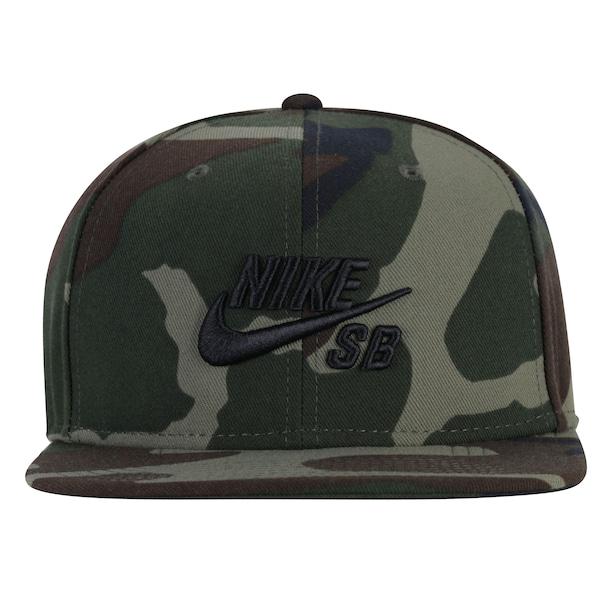 6c54fd24ca195 Boné Aba Reta Nike Icon - Snapback - Adulto