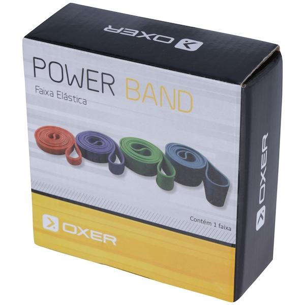 Faixa Elástica Power Band Resistência Grau 2