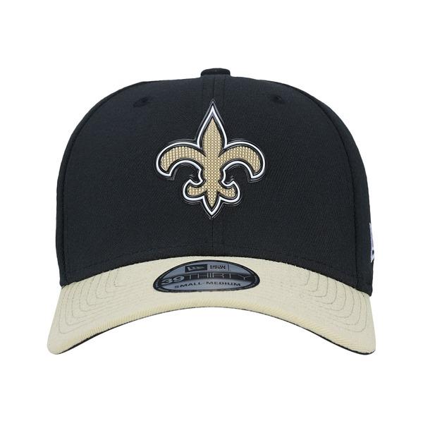 Boné New Era New Orleans Saints NFL- Fechado - Adulto