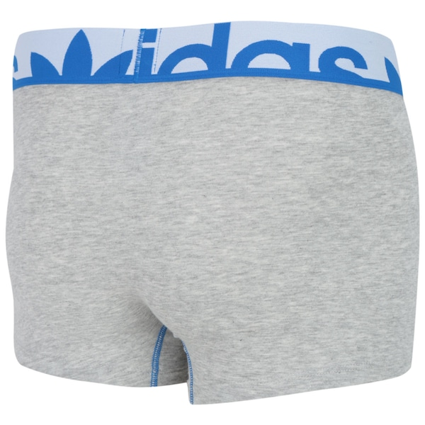 Cueca Boxer adidas Slim Kit com 2 Unidades - Adulto