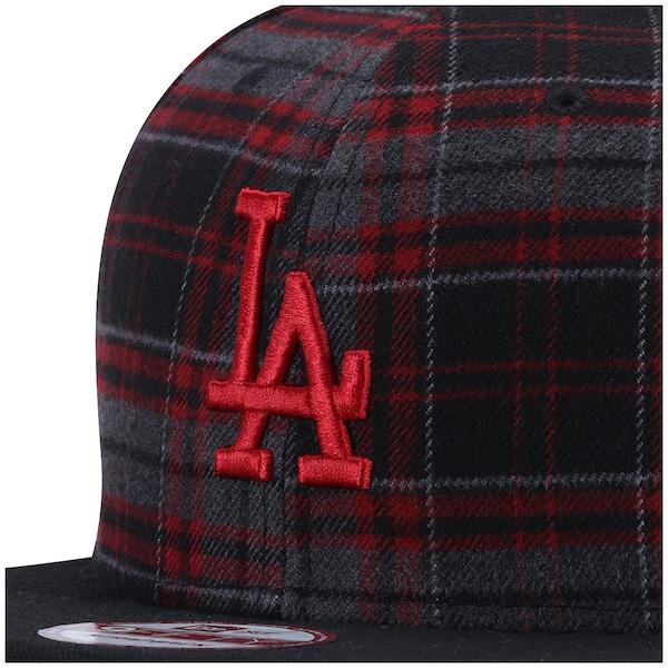 Boné Aba Reta New Era Los Angeles Dodgers - Strapback - Adulto