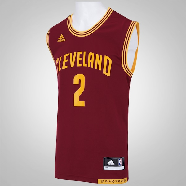 efbf5e2b2 ... Camisesta Regata adidas NBA Cleveland Cavaliers Road Irving - Masculina  ...