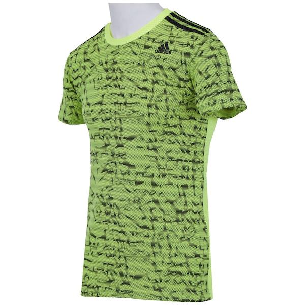 f2eaae73955 Camiseta adidas Clima Refresh Estampada - Masculina
