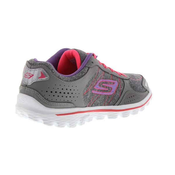 ca66cc90b65 Tênis Skechers GO Walk 2 Flash Gym - Feminino