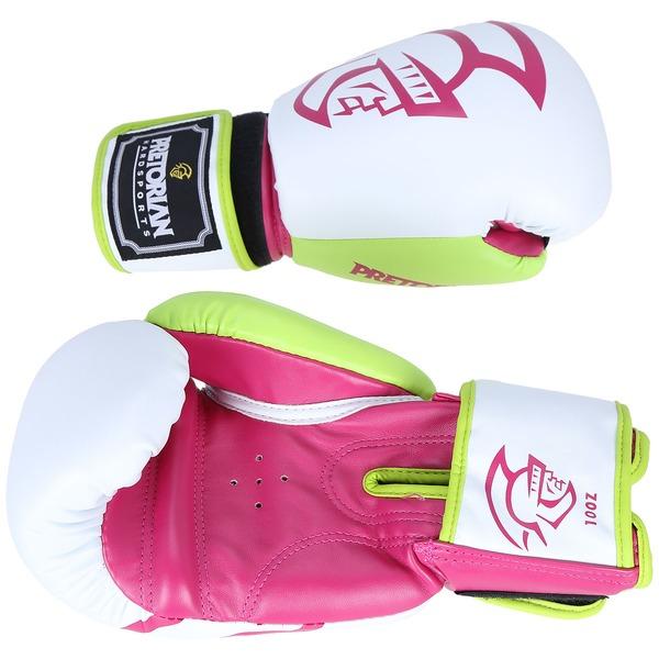 Luvas de Boxe Pretorian Training 10 OZ - Feminina - Adulto