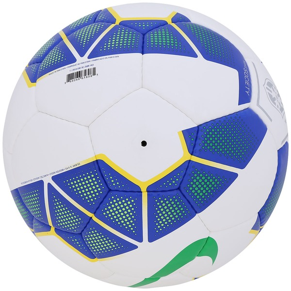 0cb5f3c41edc5 Bola de Futebol Society Nike CBF