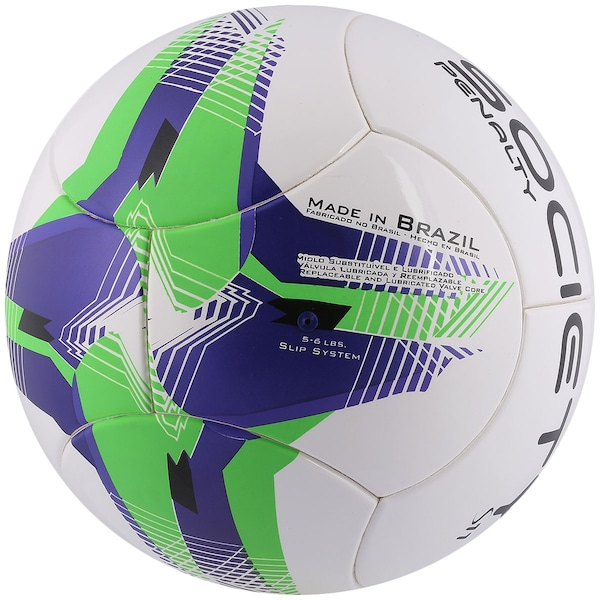Bola de Futebol Society Penalty S11 R3 Ultrafusion