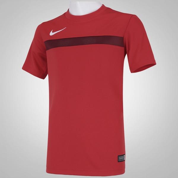 ae76b5cfe11c0 ... Camisa Nike Academy Sleeve - Infantil ...