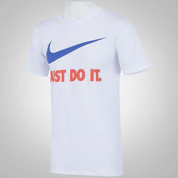 9915b94ce3a96 Camiseta Nike New Just Do It - Masculina