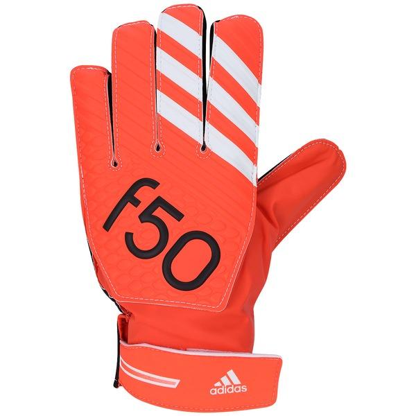 Luvas de Goleiro adidas F50 Training - Adulto