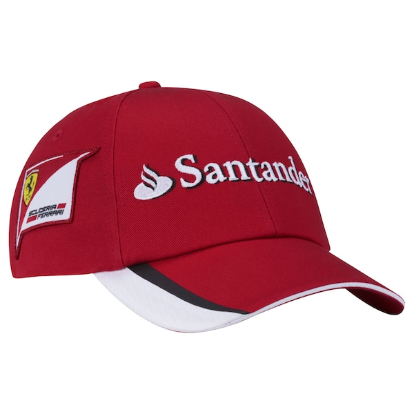 Boné Puma Scuderia Ferrari Team- Strabback- Adulto