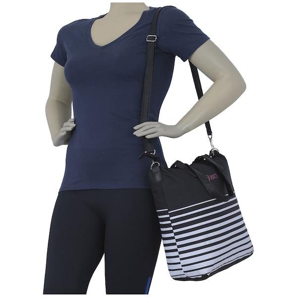 Bolsa Asics Fitness Shoulder - Feminina
