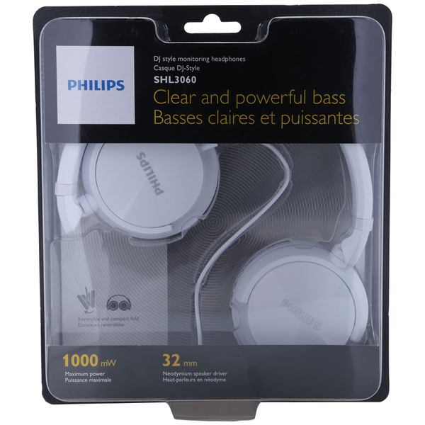 Fone de Ouvido Auricular Philips SHL3060