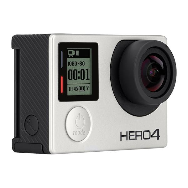 Câmera GoPro Hero4 Silver Edition