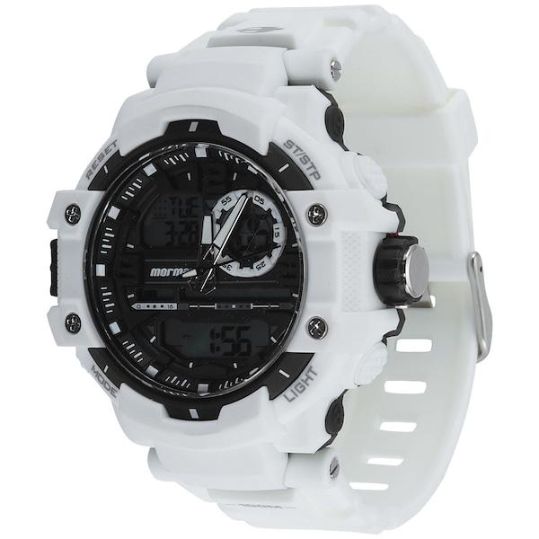 Relógio Digital Analógico Mormaii Acqua Pro Metallics MO0949 - Masculino