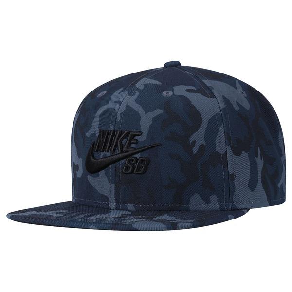 Boné Aba Reta Nike SB Perf Camo Trucker - Snapback - Adulto