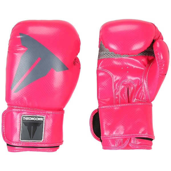 Luvas de Boxe Throwdown Phenom 12 OZ Feminina - Adulto
