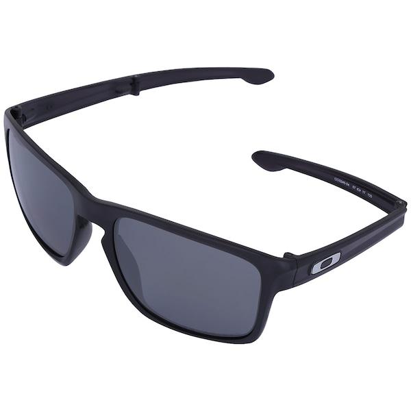 Óculos de Sol Oakley Sliver F Iridium Polarizado - Unissex