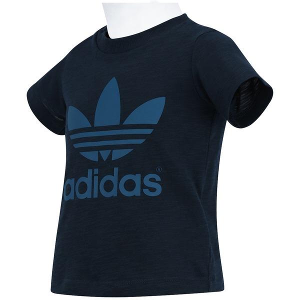 55c5d86e7b ... Camiseta adidas I Trefoil D – Infantil ...