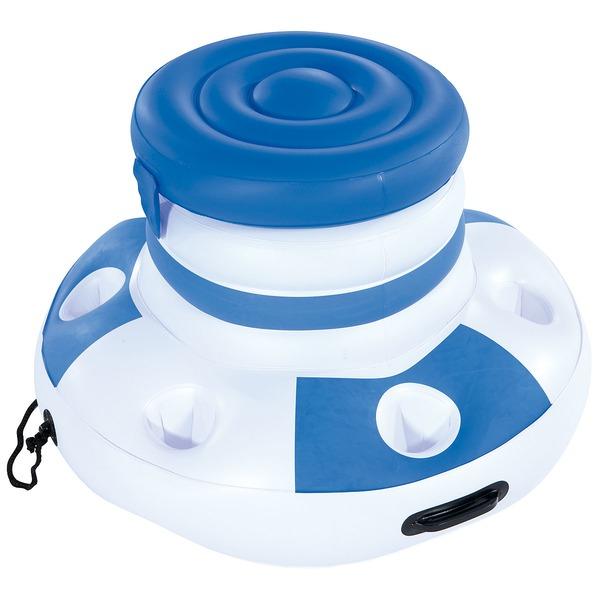 Cooler Inflável para Piscina Bestway Lounge Floating