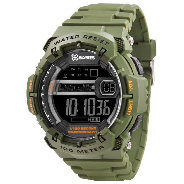 Relógio Masculino Digital X Games XMPPD275