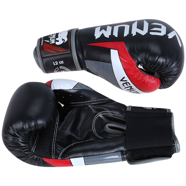 Luvas Venum Elite Boxing Gloves 12 OZ