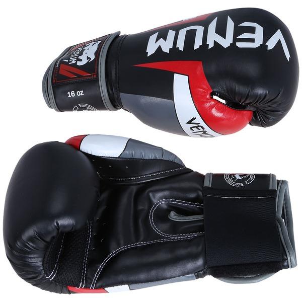 Luvas Venum Elite Boxing Gloves 16 OZ