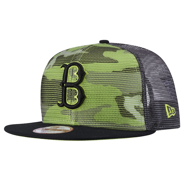 Boné Aba Reta New Era Boston Red Sox - Snapback - Trucker - Adulto