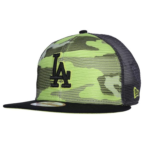 Boné Aba Reta New Era Los Angeles Dodgers - Snapback - Trucker - Adulto