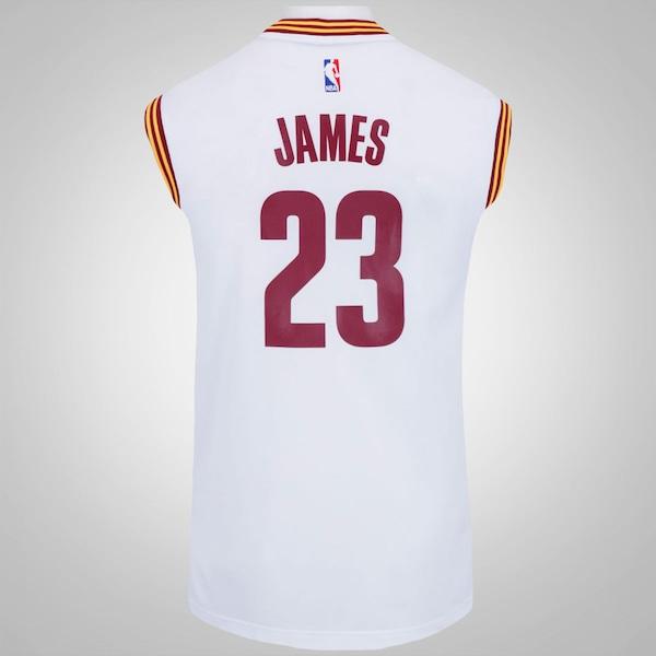 2027d314b Camiseta Regata adidas NBA Cleveland Cavaliers - Masculina