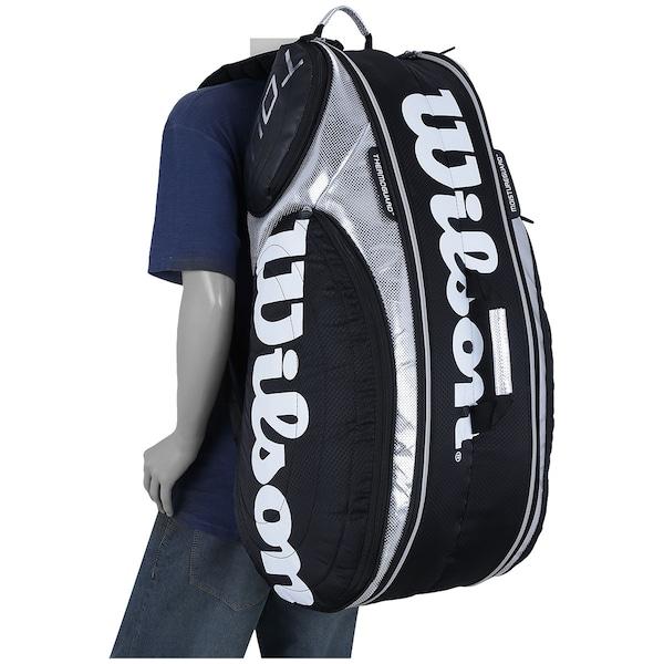 Raqueteira Wilson Tour 9 Pack