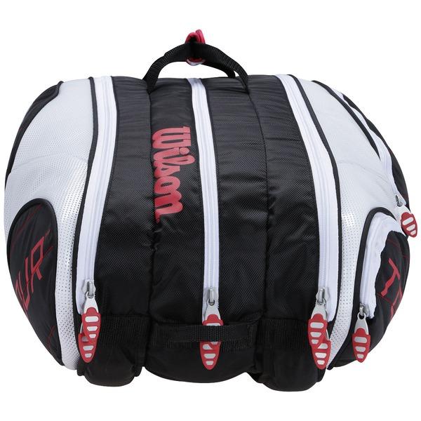 Raqueteira Wilson Tour 12 Pack