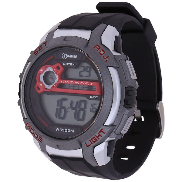 Relógio Masculino Digital X Games XMPPD229