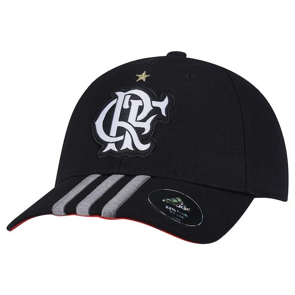 Boné adidas Flamengo 3S 2015 - Snapback - Adulto