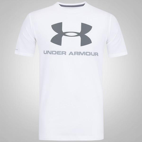 Camiseta Under Armour Sportstyle Logo - Masculina afabe174749