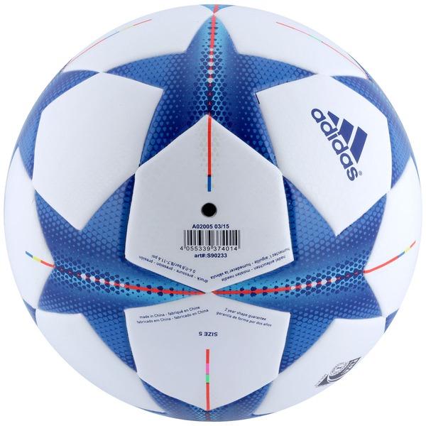 Bola de Futebol de Campo adidas Finale 15 Train