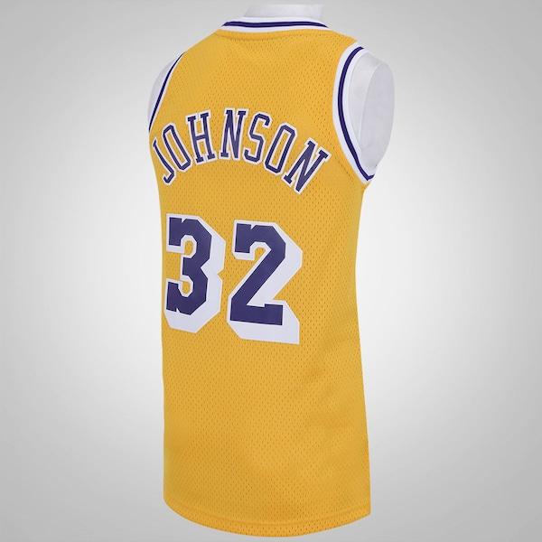 29f9bec5f ... Camiseta Regata adidas NBA Retired Los Angeles Lakers 32 - Masculina