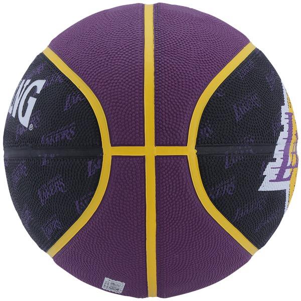 Bola de Basquete Spalding Los Angeles Lakers Oficial