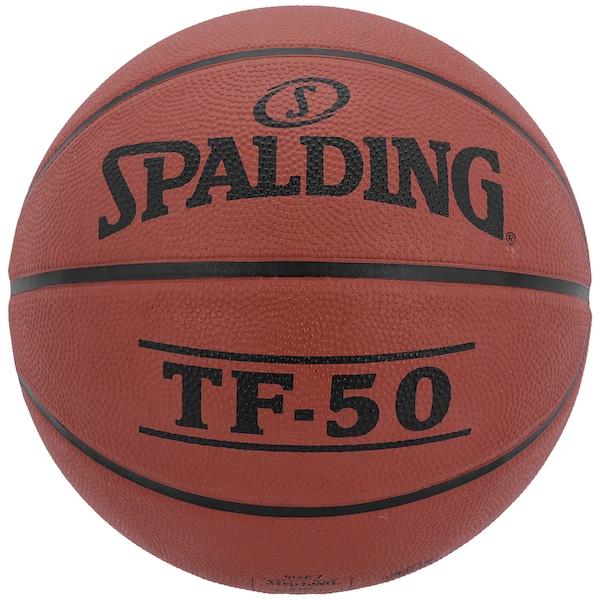 Bola de Basquete Spalding TF-50 - Tamanho 7