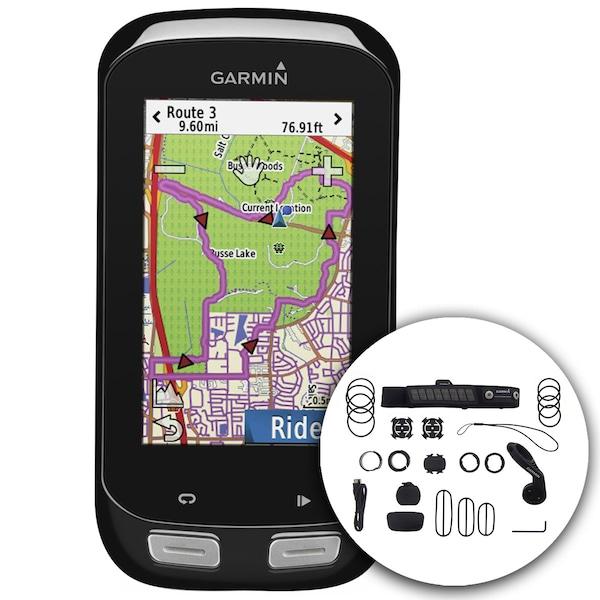 GPS para Bike Garmin Edge1000 Bundle
