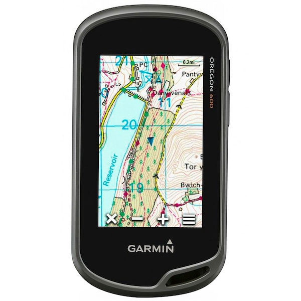 GPS Adventure Garmin Oregon 600