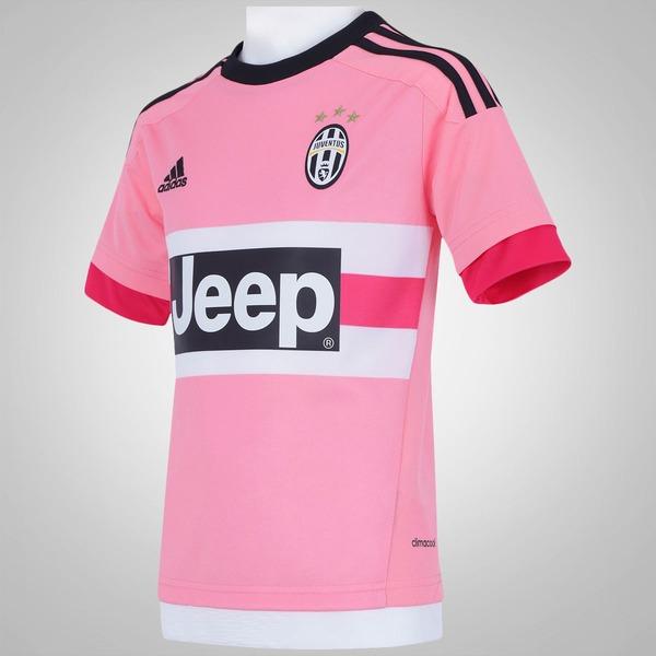 817e17069dfce Camisa Juventus II 15 16 s  nº adidas - Infantil