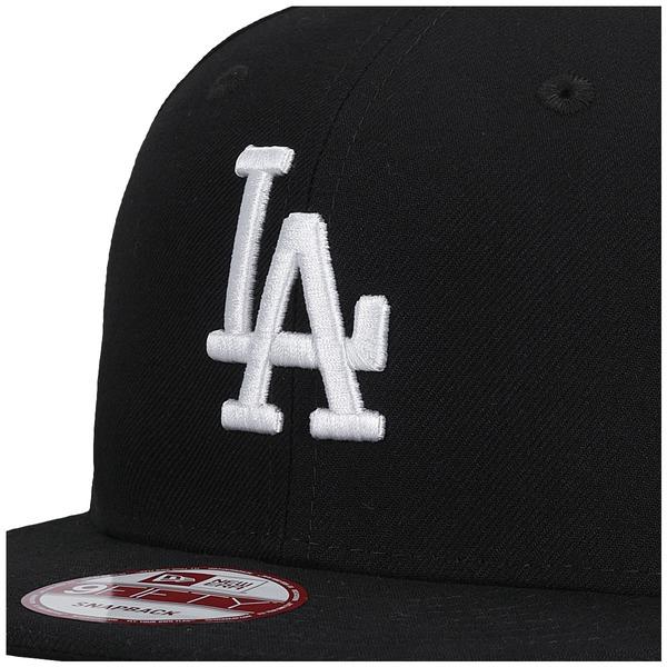 Boné Aba Reta New Era Los Angeles Dodgers MBPERBON017 - Snapback - Adulto