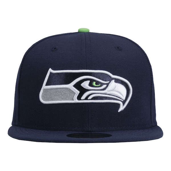 Boné Aba Reta New Era Seattle Seahawks - Fechado - Adulto